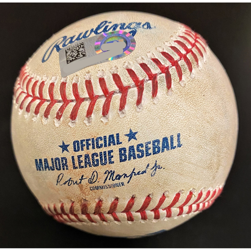 Photo of Cameron Maybin Detroit Tigers Single Baseball (MLB AUTHENTICATED)