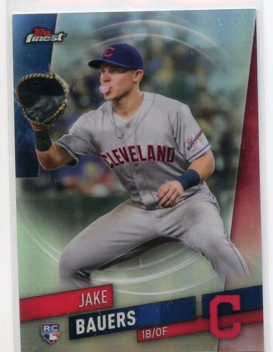Photo of 2019 Finest Refractors #86 Jake Bauers