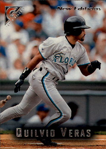 Photo of 1996 Topps Gallery #108 Quilvio Veras