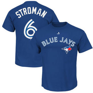 Youth Marcus Stroman Player T-Shirt by Majestic