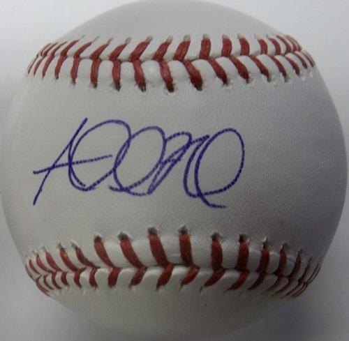 Addison Reed Autographed Baseball
