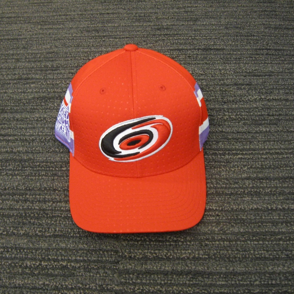 Jeff Skinner 2017 HFC Player Cap from Player Media Tour - Carolina Hurricanes