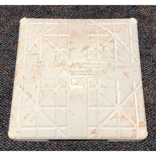 Photo of 2019 MLB All-Star Game: Game-Used 3rd Base: Innings 1-3
