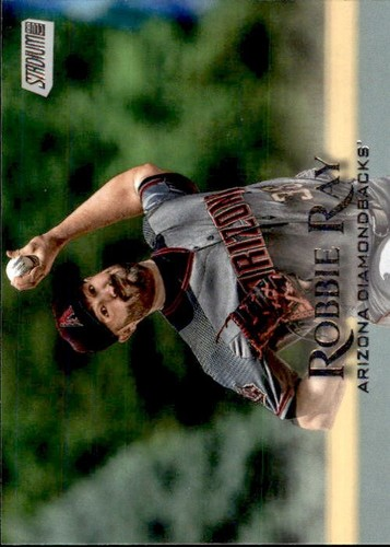 Photo of 2019 Stadium Club #51 Robbie Ray