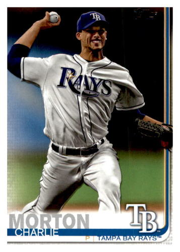 Photo of 2019 Topps Update #US155 Charlie Morton