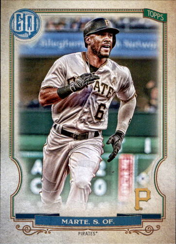 Photo of 2020 Topps Gypsy Queen #218 Starling Marte