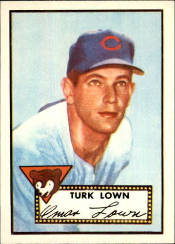 Photo of 1983 Topps 1952 Reprint #330 Turk Lown