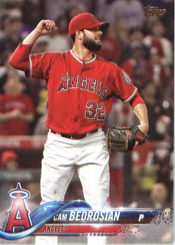 Photo of 2018 Topps #46 Cam Bedrosian