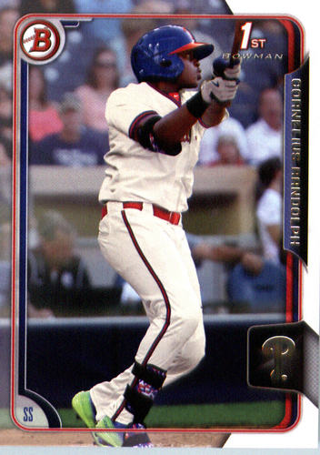 Photo of 2015 Bowman Draft #66 Cornelius Randolph