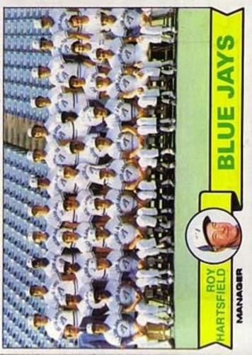 Photo of 1979 Topps #282 Toronto Blue Jays CL/Roy Hartsfield MG