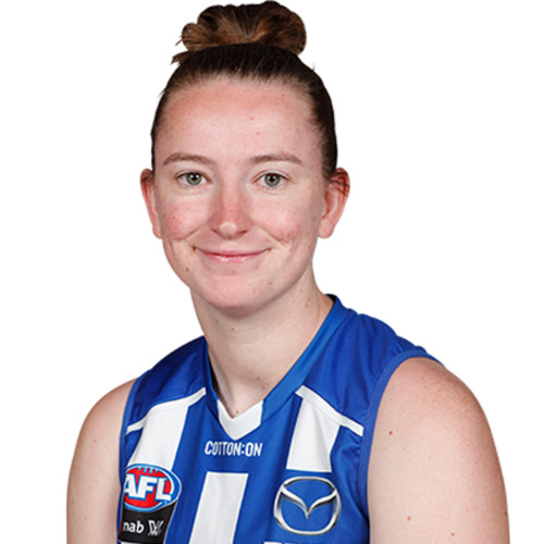 Photo of LOT ZA - 2021 AFLW HOME GUERNSEY - MATCH WORN BY BROOKE BROWN #36