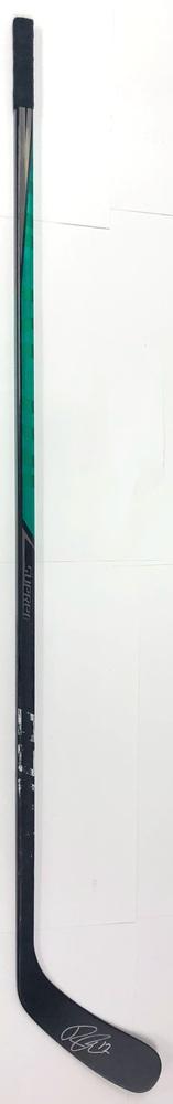 #12 Radek Faksa Game Used Stick - Autographed - Dallas Stars
