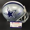 NFL - Cowboys Ezekiel Elliott Signed Proline Helmet