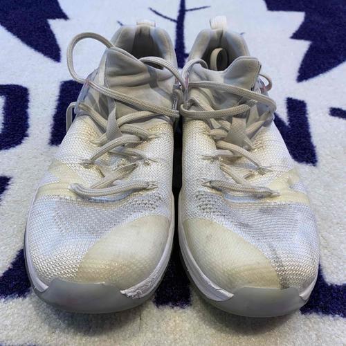 2020-21 Player Worn Locker Room Shoes