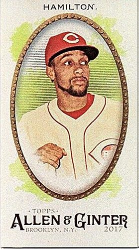 Photo of 2017 Topps Allen and Ginter Mini No Number #34 Billy Hamilton