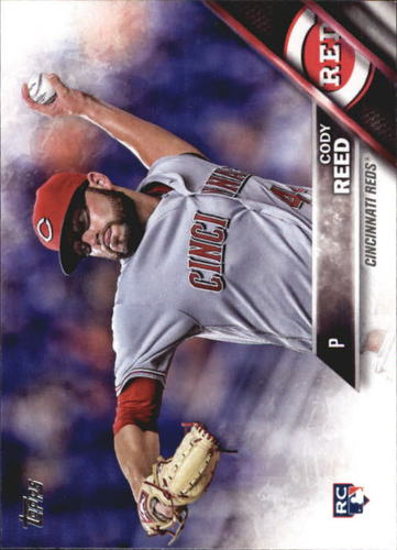 Photo of 2016 Topps Update #US34A Cody Reed RC