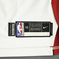 Kyle Alexander - Miami Heat - Game-Issued Association Edition Jersey - 2019-20 NBA Season Restart with Social Justice Message
