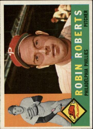 Photo of 1960 Topps #264 Robin Roberts