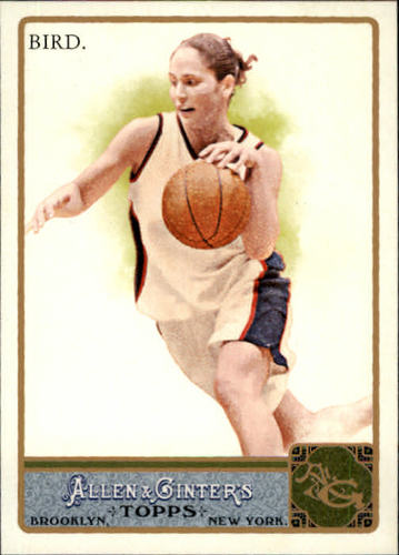 Photo of 2011 Topps Allen and Ginter #190 Sue Bird