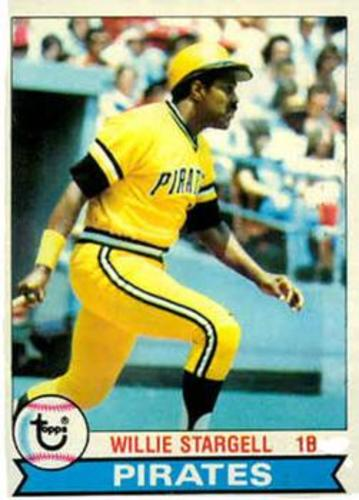 Photo of 1979 Topps #55 Willie Stargell -- Hall of Famer