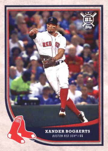 Photo of 2018 Topps Big League #134 Xander Bogaerts