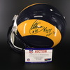 HOF - Rams Aeneas Williams Signed Proline Helmet