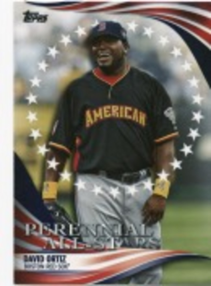 2019 Topps Update Perennial All Stars #PAS28 David Ortiz