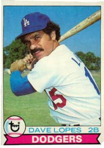 Photo of 1979 Topps #290 Dave Lopes