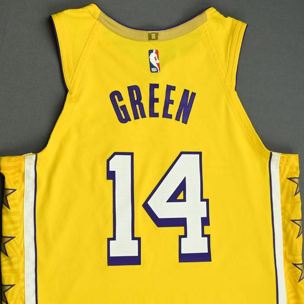 Danny Green - Los Angeles Lakers - Christmas Day' 19 ...