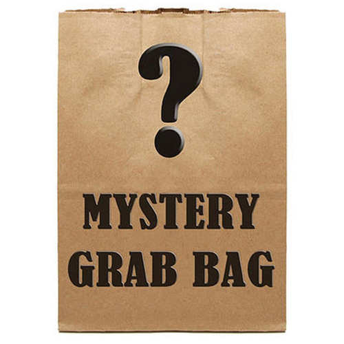 Photo of Mystery Grab Bag: 2018 Lineup Card