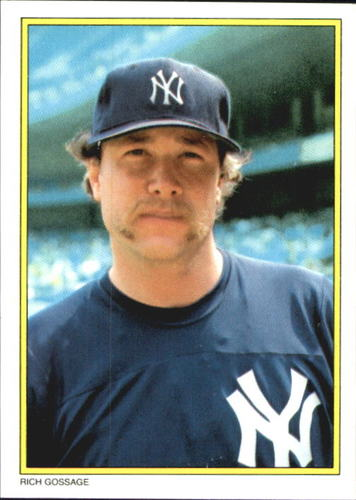 Photo of 1983 Topps Glossy Send-Ins #11 Rich Gossage