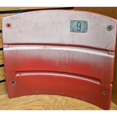 Photo of Fenway Park Section 31 Red Seatback #6