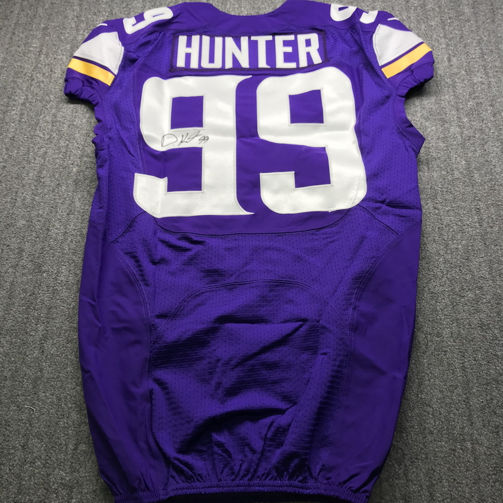 NFL - Danielle Hunter Signed Authentic Jersey Size 44