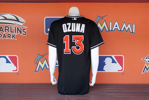 buy online 96dcd 532d5 MLB Auctions | Black Friday Special: Marcell Ozuna Game-Used ...