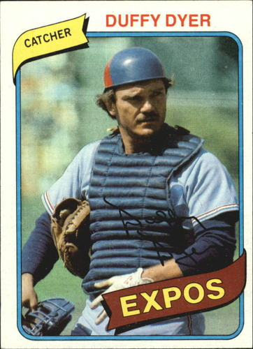 Photo of 1980 Topps #446 Duffy Dyer