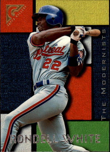 Photo of 1996 Topps Gallery #116 Rondell White