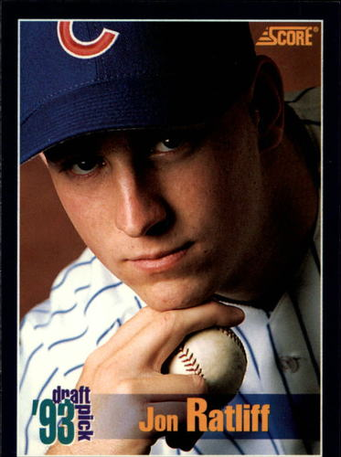 Photo of 1994 Score #454 Jon Ratliff RC