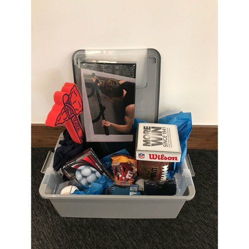 Braves Charity Auction - Braves Wives Favorite Things Basket - Dansby Swanson