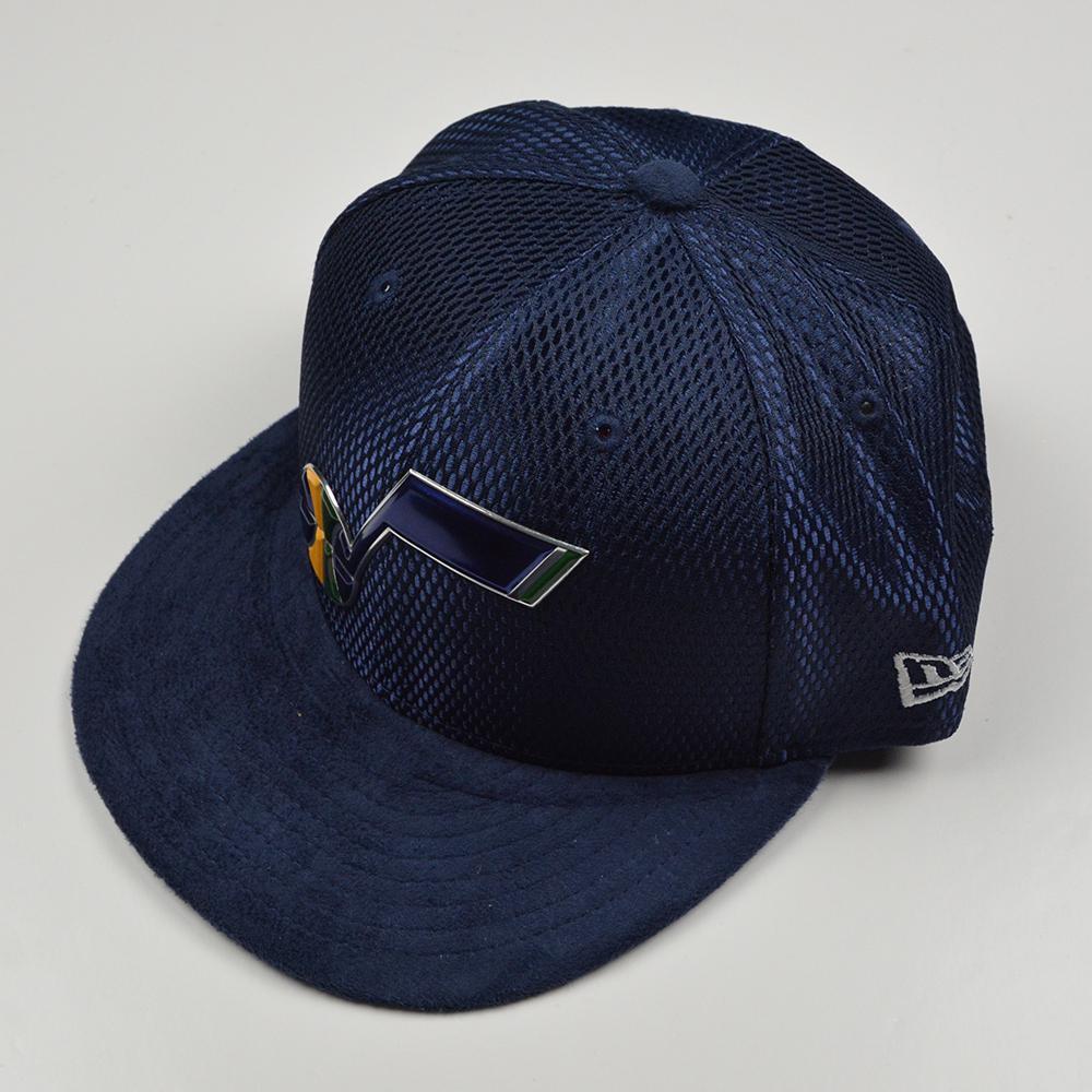 Donovan Mitchell - Utah Jazz - 2017 NBA Draft - Backstage Photo-Shoot Worn Hat