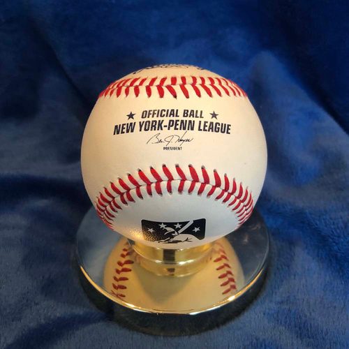 Photo of UMPS CARE AUCTION: Matt Harvey Signed New York Penn League Baseball