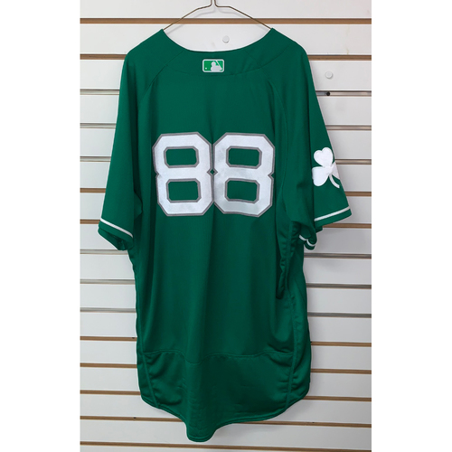 Photo of #88 Team Issued St Patrick's Day Jersey