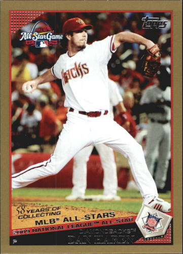 Photo of 2009 Topps Update Gold Border #UH197 Dan Haren