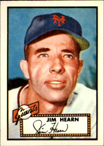 Photo of 1983 Topps 1952 Reprint #337 Jim Hearn