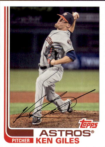 Photo of 2017 Topps Archives #144 Ken Giles
