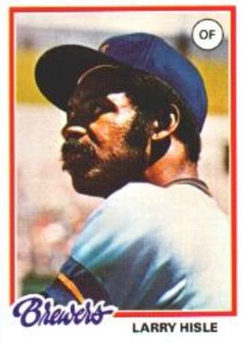 Photo of 1978 Topps #520 Larry Hisle
