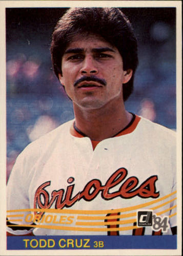 Photo of 1984 Donruss #148 Todd Cruz