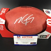 PCF- Falcons Michael Vick Signed Authentic Football