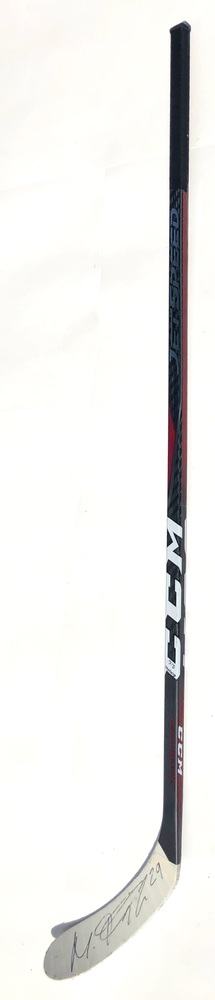 #29 Martin Frk Game Used Stick - Autographed - Los Angeles Kings