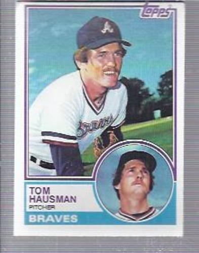 Photo of 1983 Topps #417 Tom Hausman