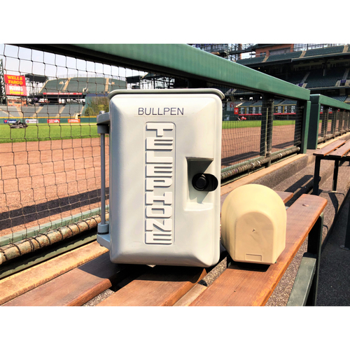 Photo of Colorado Rockies Team-Issued Visitors Bullpen Phone